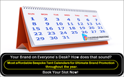 A3 Calendars Printing At The Affordable Price